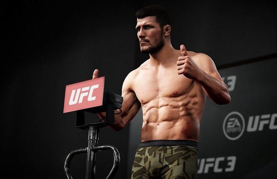 EA Sports UFC 3 - PS4 - Electronic Arts