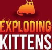 Exploding Kittens Kaartspellen voor 9-12 jaar