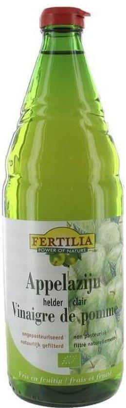 Appelazijn Fertilia - Fles 750 ml - Biologisch