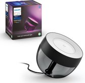 Philips Hue Iris Tafellamp - White and Color Ambiance - Zwart