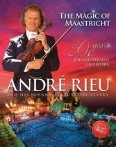 The Magic Of Maastricht: 30 Years Of Rieu (Blu-Ray)