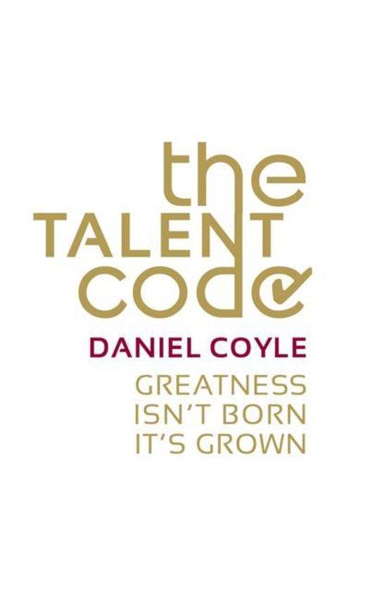 Coyle, D: Talent Code