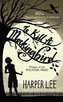 Boekomslag van 'To Kill a Mockingbird'