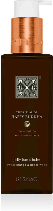 RITUALS The Ritual of Happy Buddha Hand balsem - 175 ml