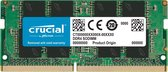 Crucial 8GB DDR4-2666MHz SODIMM RAM-geheugen - compatibel met Apple iMac Macbook Pro en Mac mini
