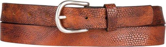Cowboysbag – Riemen – Belt 259144 – Cognac – Maat: 95