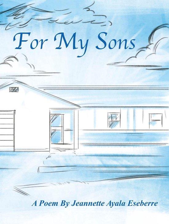Omslag van For My Sons