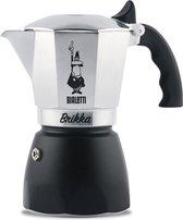 Bialetti New Brikka 2020 Percolator - 100 ml - 2 kops