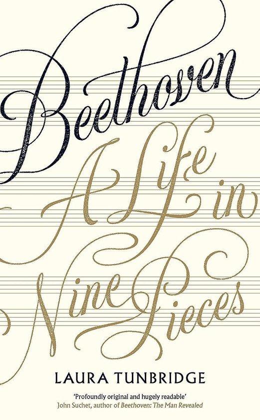 Boek cover Beethoven van Laura Tunbridge (Hardcover)