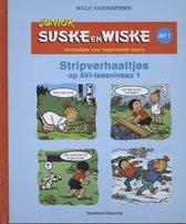 Junior Suske en Wiske - Stripverhaaltjes AVI-leesniveau (Start - M3)
