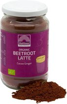 Mattisson / Beetroot Latte Gember – Cacao BIO - 160 gram