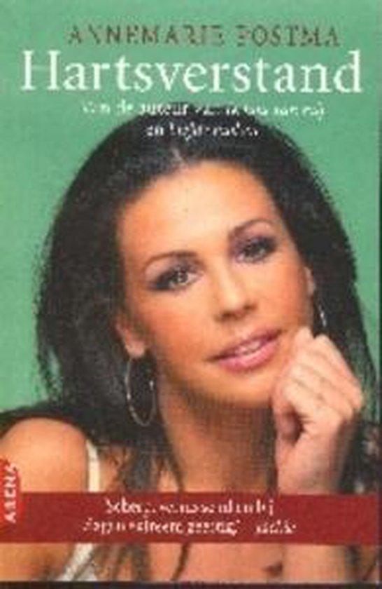 Cover van het boek 'Hartsverstand' van Annemarie Postma