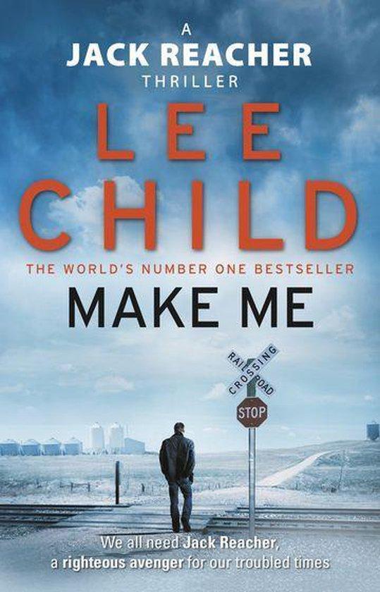 Boekomslag voor Make Me