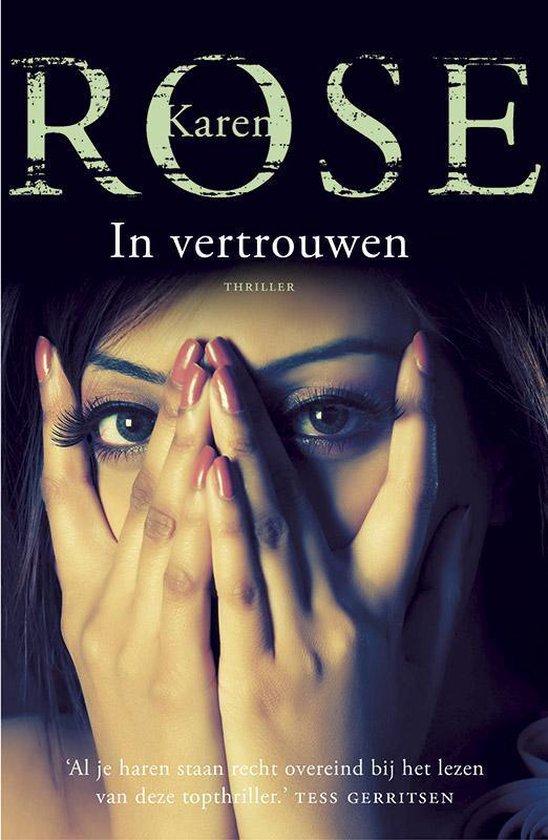 In vertrouwen - Karen Rose |