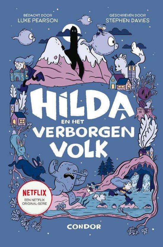 Hilda  -   Hilda en het verborgen volk