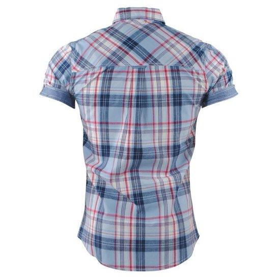 Merkloos Heren Overhemd L
