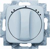 Busch-Jaeger SI ventilatieschakelaar inbouw 1-2-3 | Creme