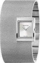Calvin Klein Offsite horloge  - Zilverkleurig