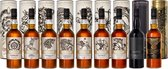 Game Of Thrones Single Malt Whisky The Complete Collection