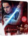 Star Wars: The Last Jedi (blu-ray) (steelbook)