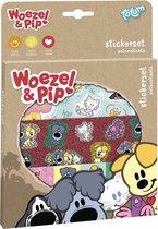 Woezel & Pip Stickerset