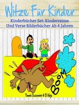 Witze Für Kinder: Lustige Bücher Für Kinder: Kinderbücher Set