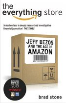 Afbeelding van The Everything Store: Jeff Bezos and the Age of Amazon