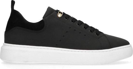 Sacha - Heren - Zwarte sneakers - Maat 41