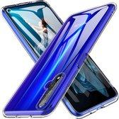 MMOBIEL Soft TPU Siliconen Hoesje - Huawei Nova 5T - Case - Back Cover - Skin - Ultra Dunne en Transparante Bescherming