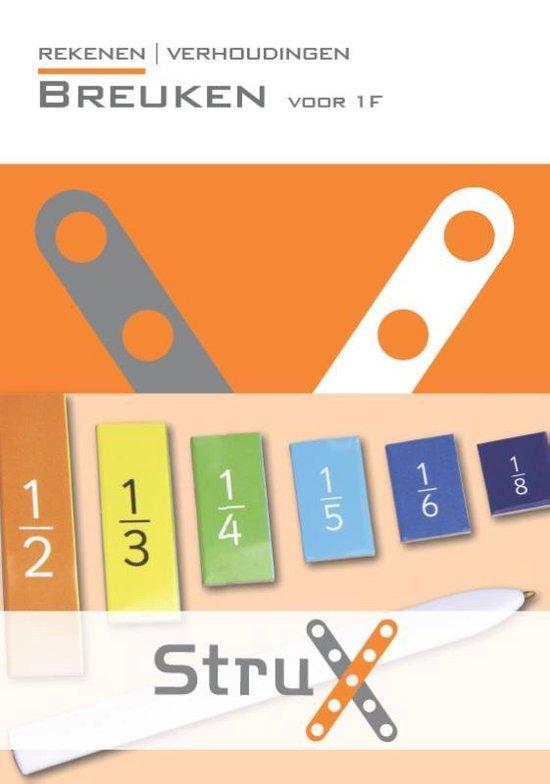Strux rekenen verhoudingen breuken voor 1F - Edu'actief |