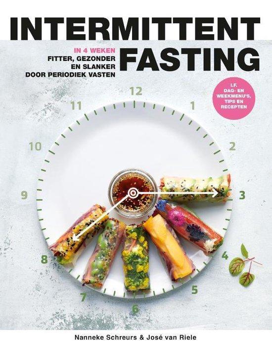 Boek cover Intermittent fasting van Nanneke Schreurs (Paperback)