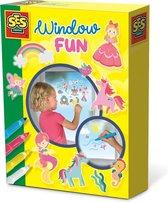 Ses 14272 Window Fun Princess World