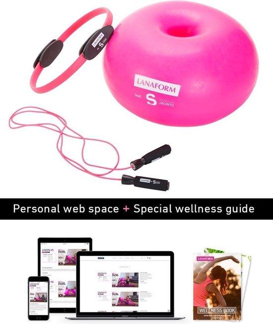 Lanaform Tone en Shape Fitness-pakket