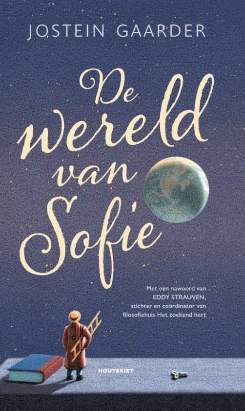 Boek cover De wereld van Sofie van Jostein Gaarder (Hardcover)