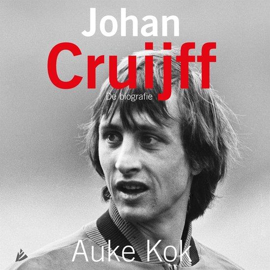 Boek cover Johan Cruijff van Author Auke Kok (Onbekend)