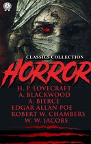 Omslag Horror classics collection