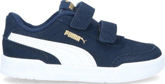bol.com | Puma Caracal SD Infant sneakers blauw - Maat 24