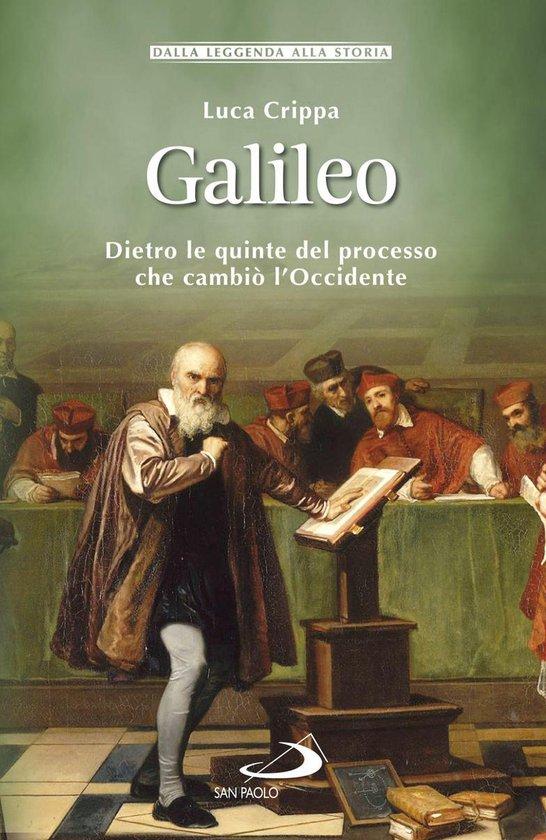 Boek cover Galileo van Luca Crippa (Onbekend)