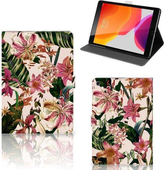 iPad 10.2 (2019) Cover Flowers