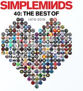 40: The Best Of Simple Minds (LP)