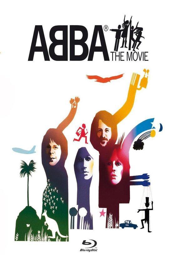 Cover van de film 'Abba - Abba The Movie'
