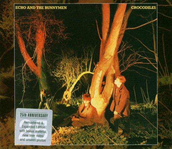 Echo & The Bunnymen - Crocodiles(Exp & Rem)