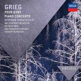 Piano Concerto; Peer Gynt (Virtuoso)