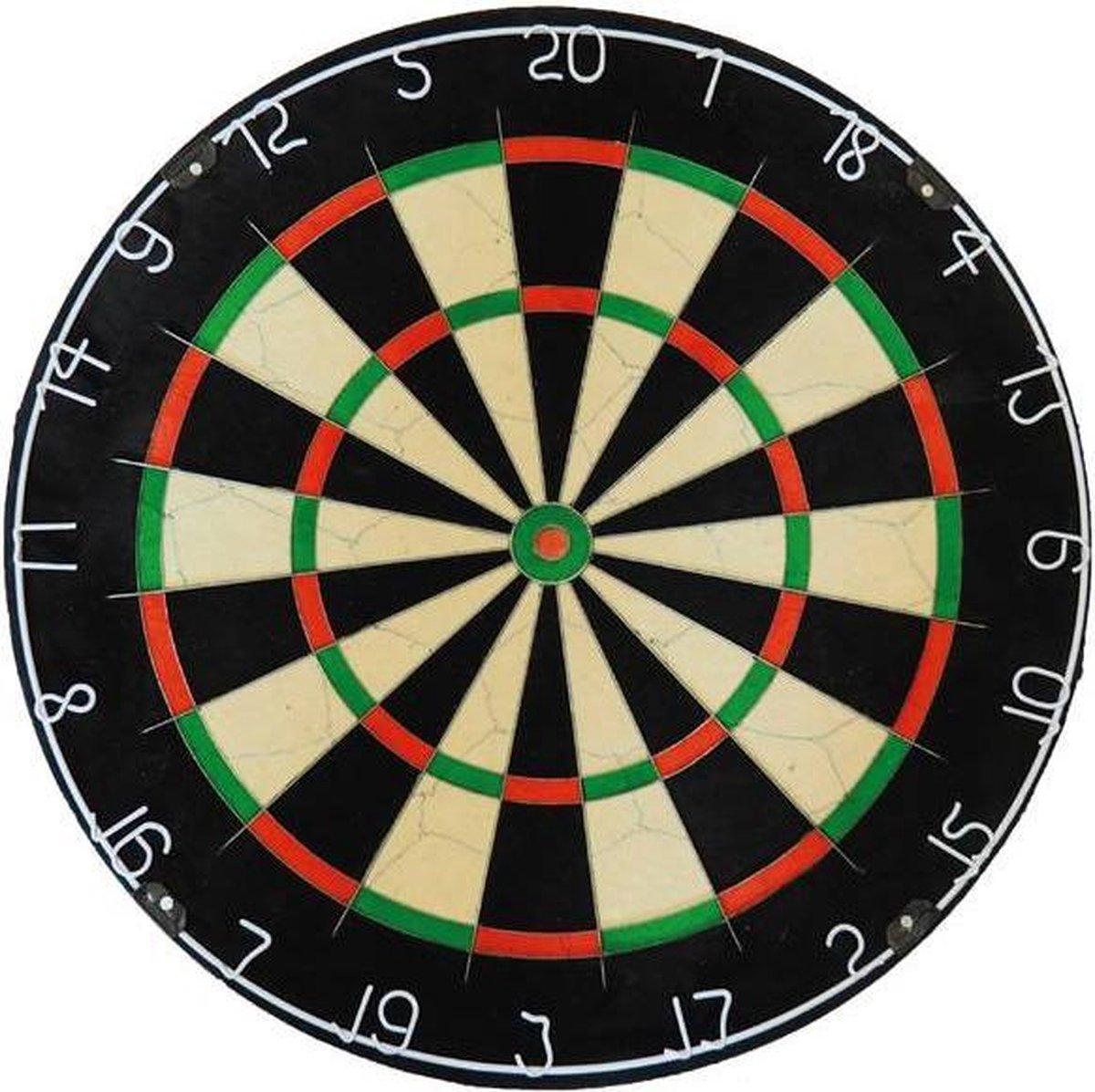 A-merk Dragon Darts Plain Bristle - dartbord - Top kwaliteit - Best geteste - dartborden