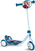 Disney Frozen 3-wiel Kinderstep - Step - Meisjes - Blauw;Lichtblauw
