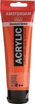 Amsterdam Standard Acrylverf 120ml 311 Vermiljoen