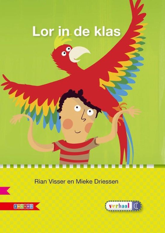 Veilig leren lezen - Lor in de klas AVI E3 - Rian Visser pdf epub