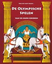 Hoe het ooit begon...  -   De Olympische Spelen van de Oude Grieken