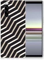 TPU Hoesje Sony Xperia 5 Design Illusion