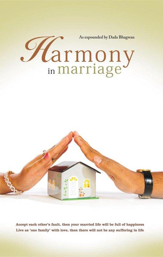 Omslag van Harmony In Marriage (In English)